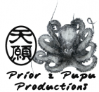 Prior 2 Pupu Productions, Gyotaku by Brandon Tengan